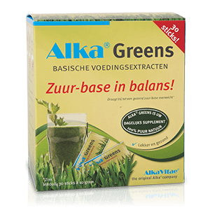 Alka Greens, 30 sticks x 10 gram