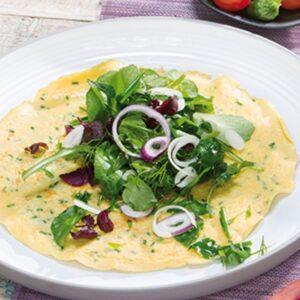 PS04001 Omelet met kruiden PowerSlim