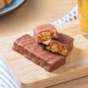 PS06048 Bars Caramel fudge