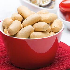 PS06545 Hartige snacks Grissini oregano PowerSlim