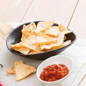PS06566 Hartige snacks Tortilla chips kaas PowerSlim