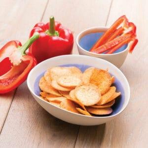 PS06567 Hartige snacks Sweet paprika chips PowerSlim
