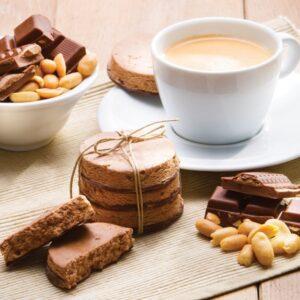 PS07104 Chocolade pinda koek PowerSlim