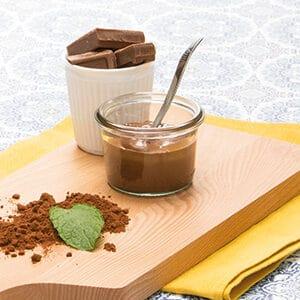 PS08009 Sauzen en spreads Chocolade hazelnootpasta PowerSlim
