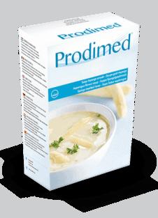Asperge soep – Prodimed