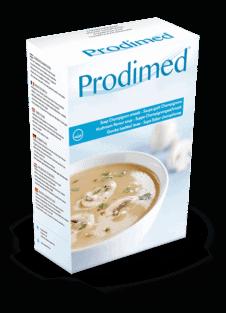 Champignon soep – Prodimed