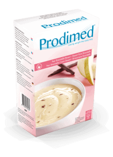 Peer stracciatella dessert – Prodimed