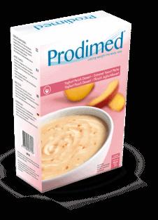 Yoghurt Perzik dessert – Prodimed