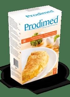 Omelet Champignon – Prodimed