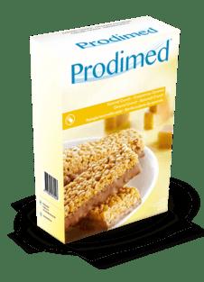 Karamel crunch reep – Prodimed