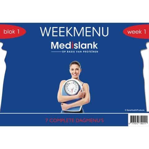Medislank Weekpakket Blok 1.1