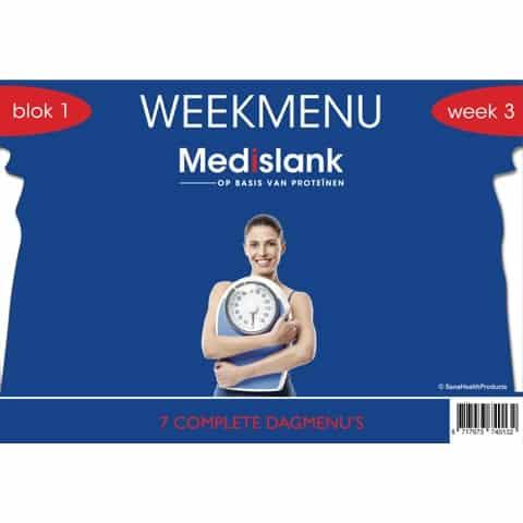 Medislank Weekpakket Blok 1.3