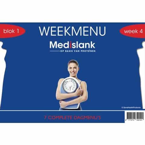 Medislank Weekpakket Blok 1.4