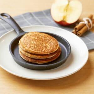 PS05025 American pancakes appel kaneel
