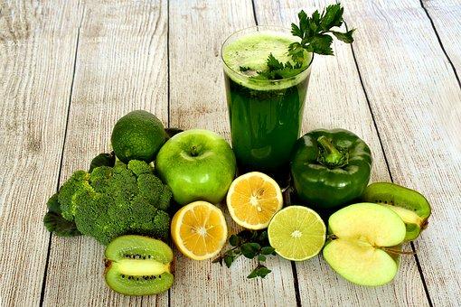 Groene smoothie 1