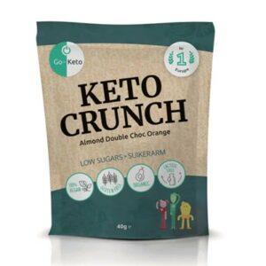 keto crunch almond double choc orange