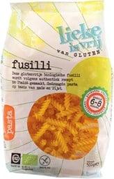 lieke is vrij van gluten fusilli