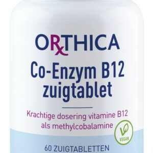 orthica co enzym b12 zuigtablet