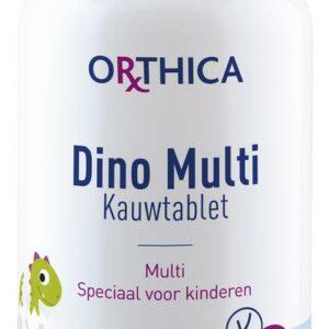 orthica dino multi kauwtablet 60 tabletten