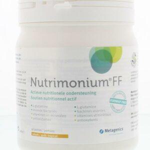 Metagenics Nutrimonium fodmap free tropical