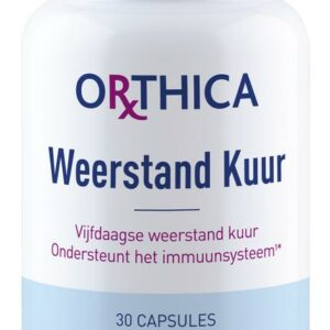 Orthica Weerstand kuur