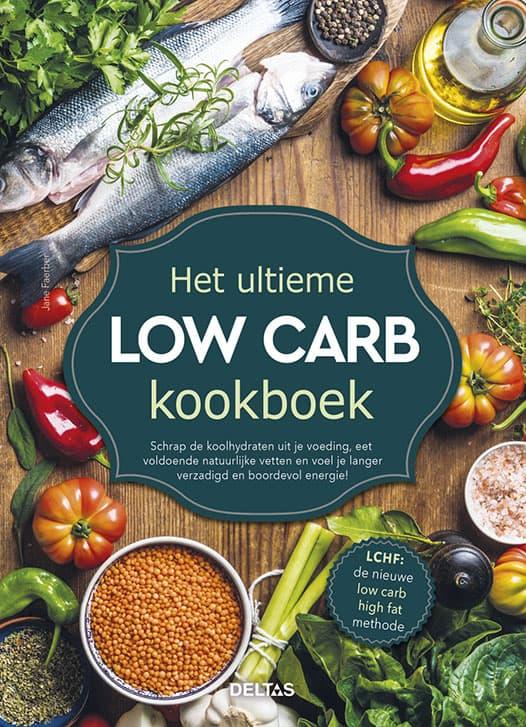 het ultieme low cab kookboek