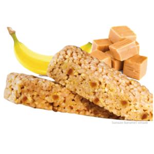 reep banaan karamel smaak 1