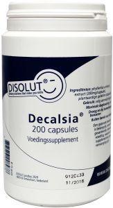 Disolut Decalsia 200 capsules