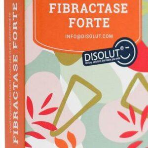 Disolut fibractase fort 108 capsules