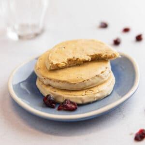 PS07108 Cranberry witte chocolade koek