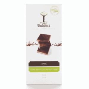 balance luxury chocolate puur stevia 85 gr